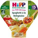 Spaghetti à la bolognaise 12 mois