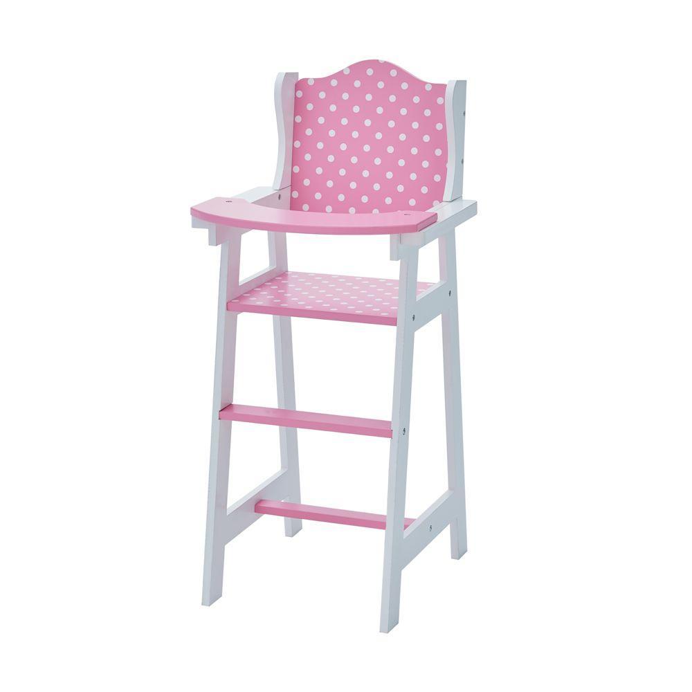 Chaise Haute Poupon