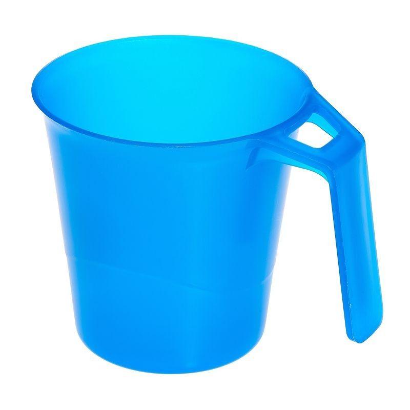 Mug camp du randonneur plastique