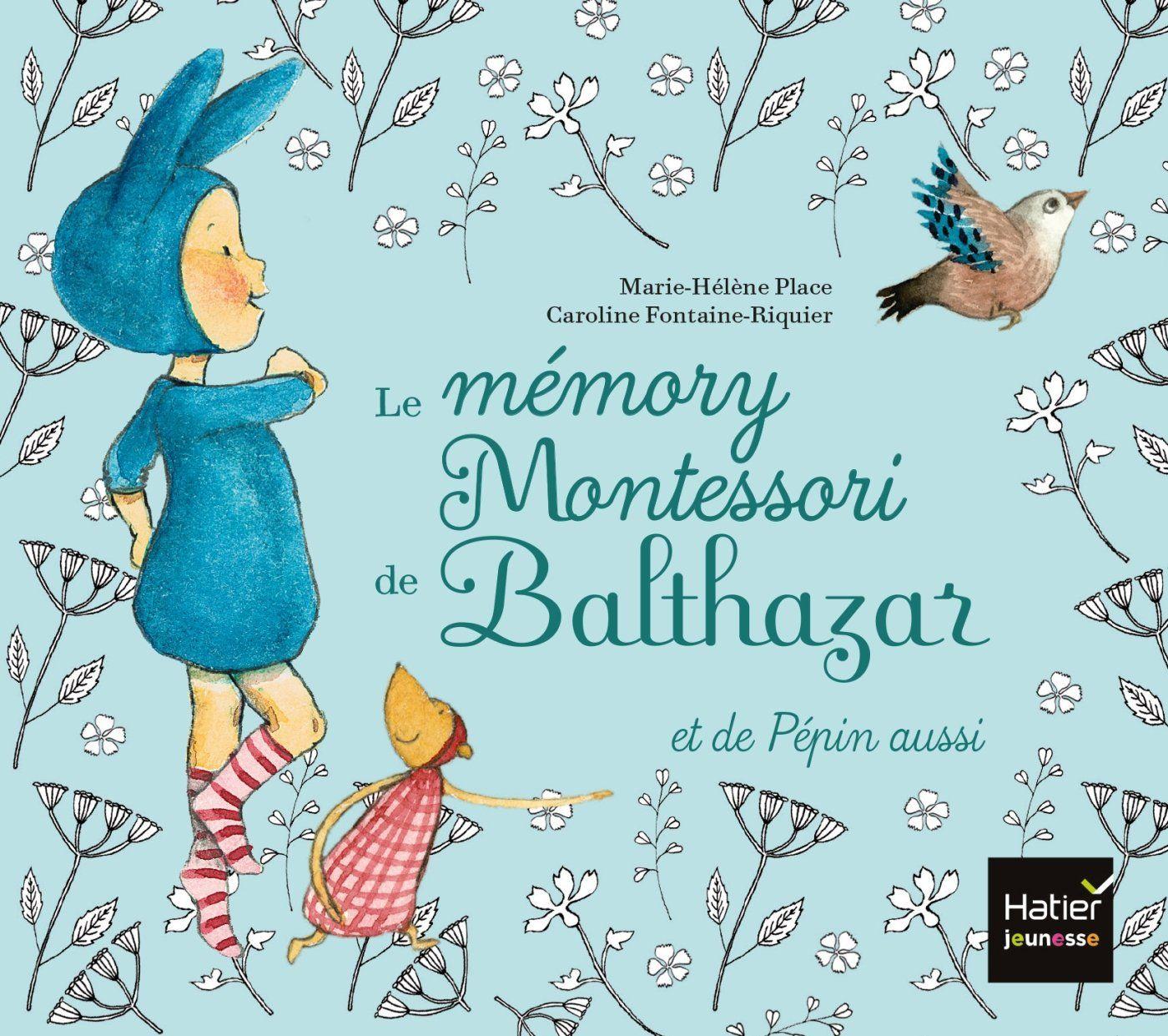 Le mémory Montessori de Balthazar