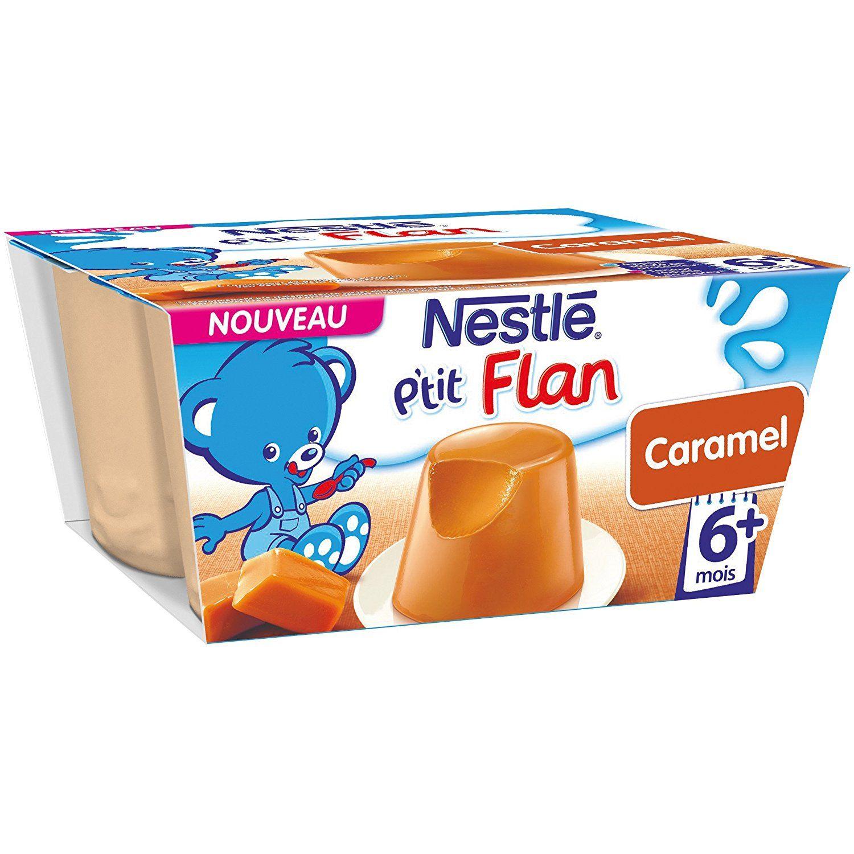 P'tit Flan Caramel