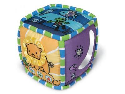 Mon Cube douceur sensations et musique LEAPFROG