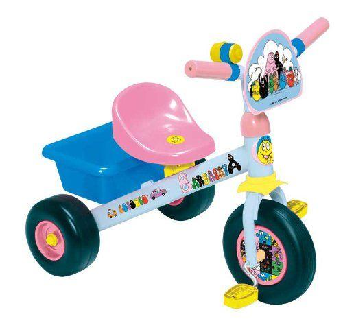 Tricycle Barbapapa