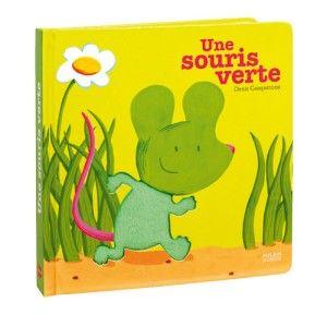 Livre Une souris verte