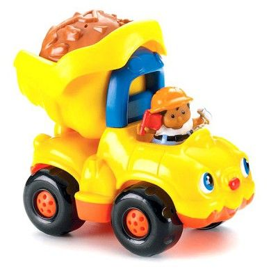 Little People - Camion-benne FISHER PRICE