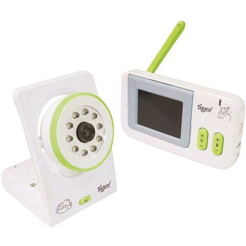 Ecoute-bébé Baby alarm vidéo