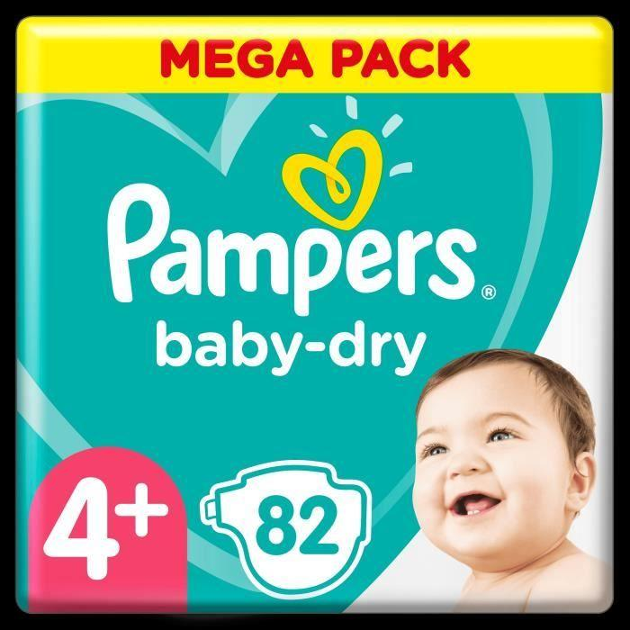 Pampers BABY DRY MAXI+ T4+ (9 20KG)