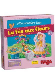 Jeu de société La fée aux fleurs HABA