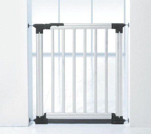 Barrière de sécurité Indicator (de 72,5 à 79,5 cm) - aluminium