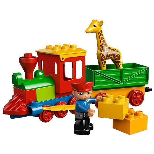 Duplo - Le train du zoo