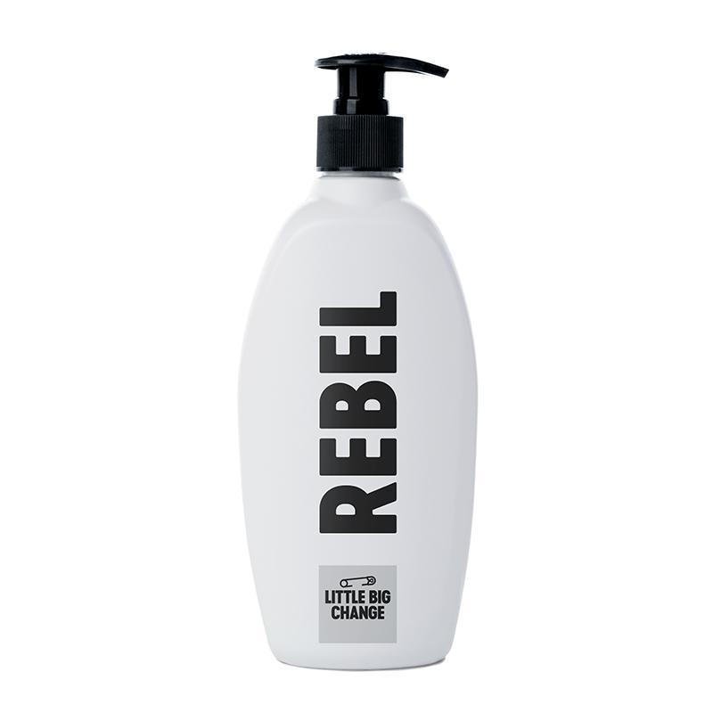 Gel lavant REBEL 2-en-1