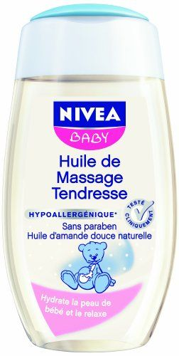 Huile de Massage Tendresse - 200 ml