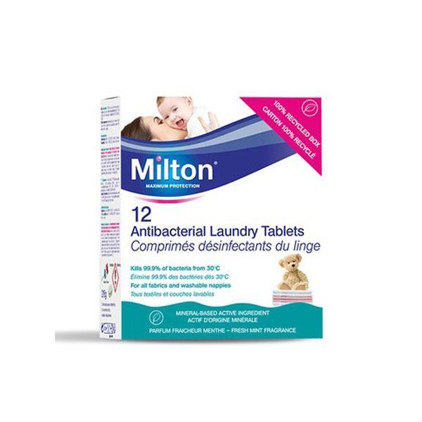 Comprimés désinfectants du linge MILTON