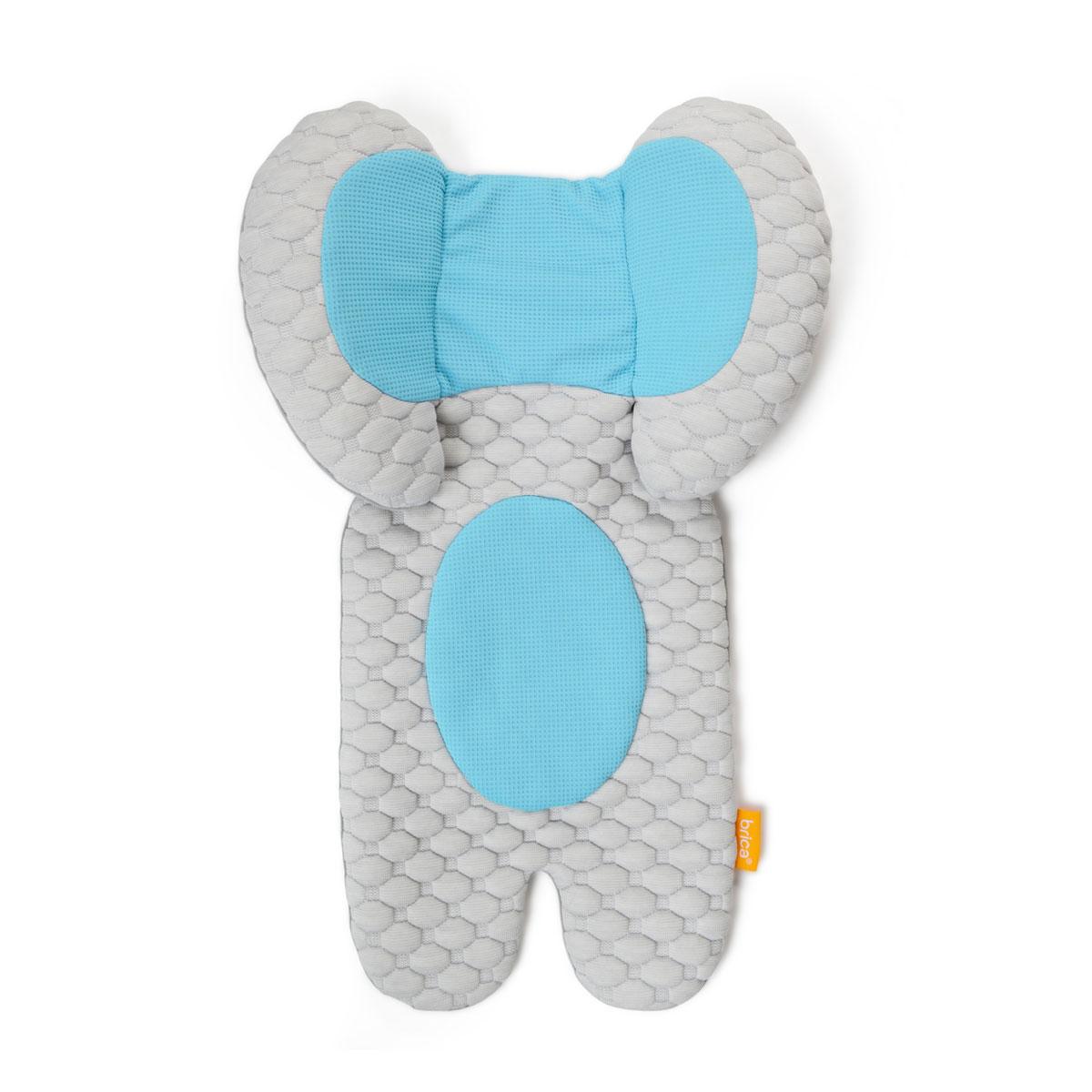 Coussin appui-tête et corps anti-transpirant