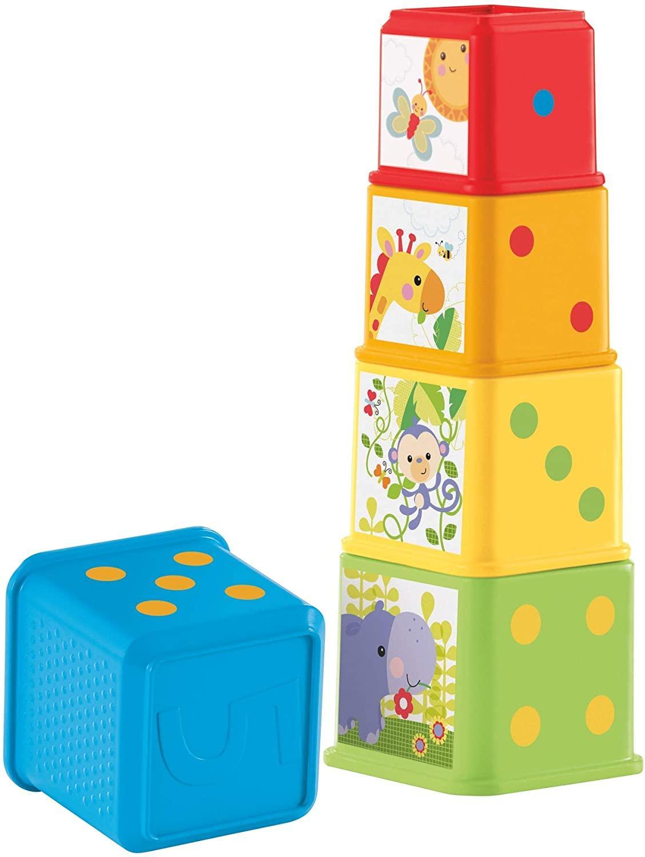Jouet cubes découvertes