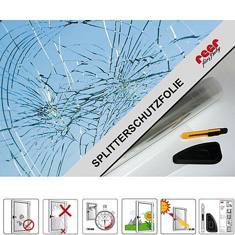 Film protecteur contre les éclats de verre