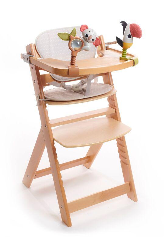 Chaise haute 3 en 1 bois évolutive Boho Chic