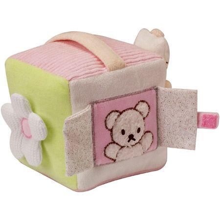 Cube d'activités Hello Kitty