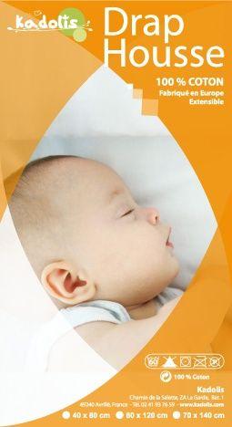 Drap housse Prima lit bébé