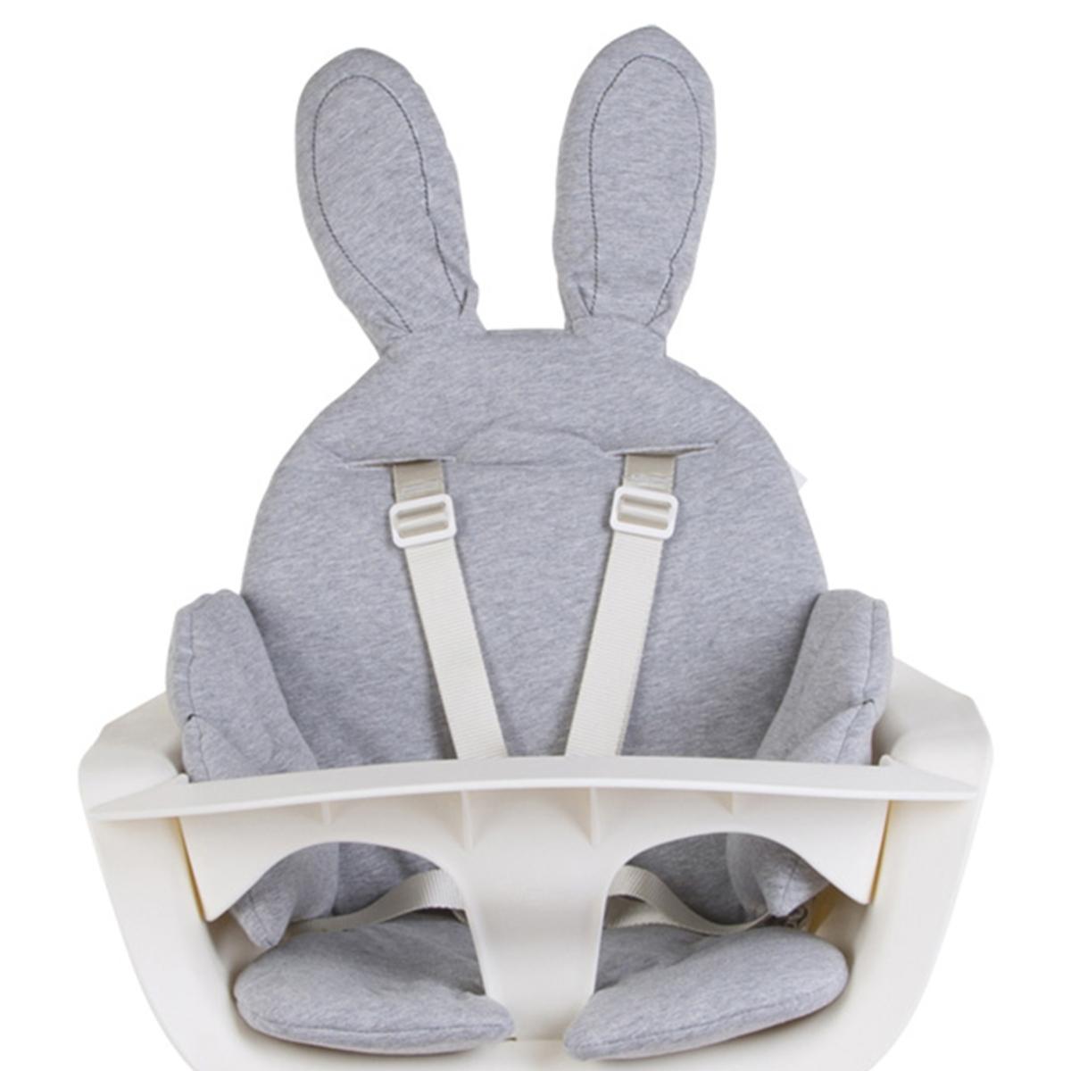 Coussin de chaise haute rabbit