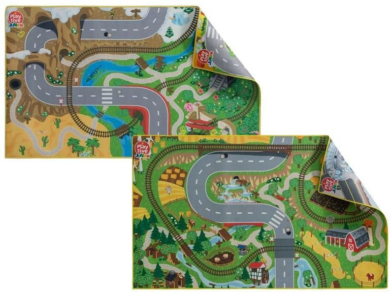 PLAYTIVE®JUNIOR Tapis de jeu
