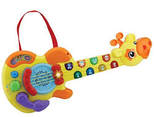 Guitare Girafe Jungle Rock