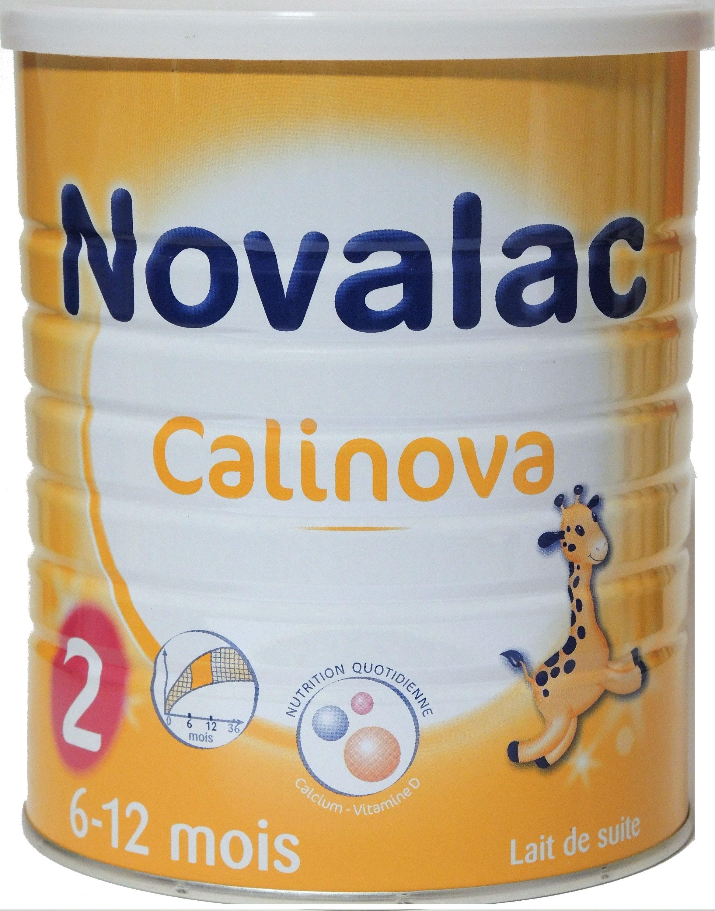 Lait Calinova 2ème âge