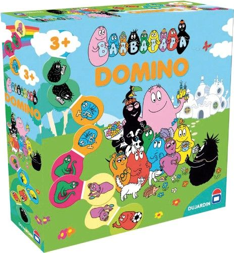 Domino Barbapapa
