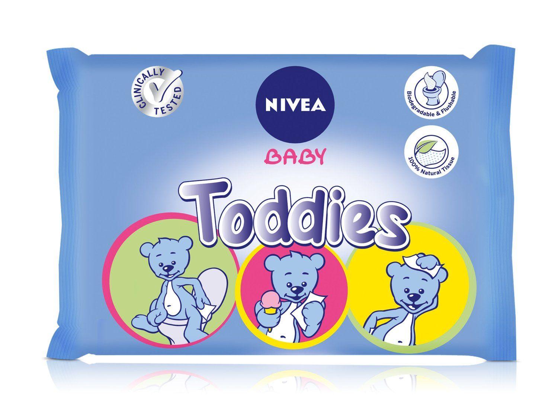 Lingettes Toddies