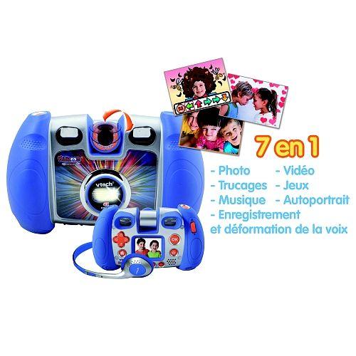 Kidizoom Twist 7 en 1 Bleu