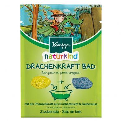Sels de bain pour petits dragons - Naturkind