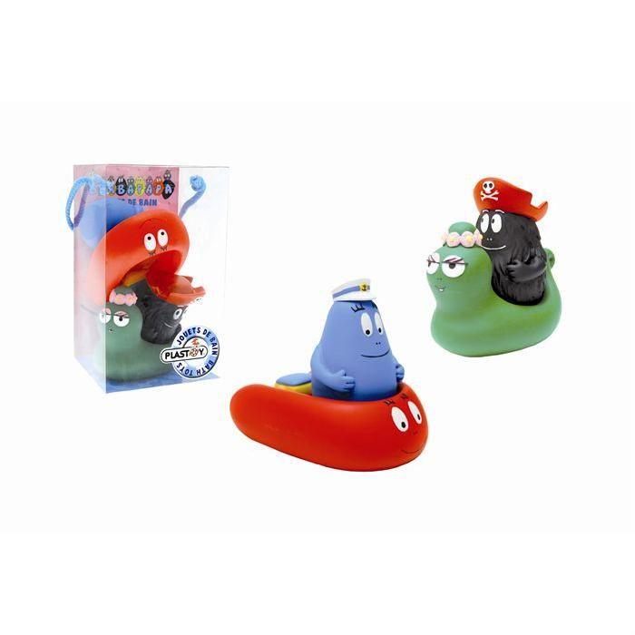 Jouets de bain Barbapapa - Plastoy