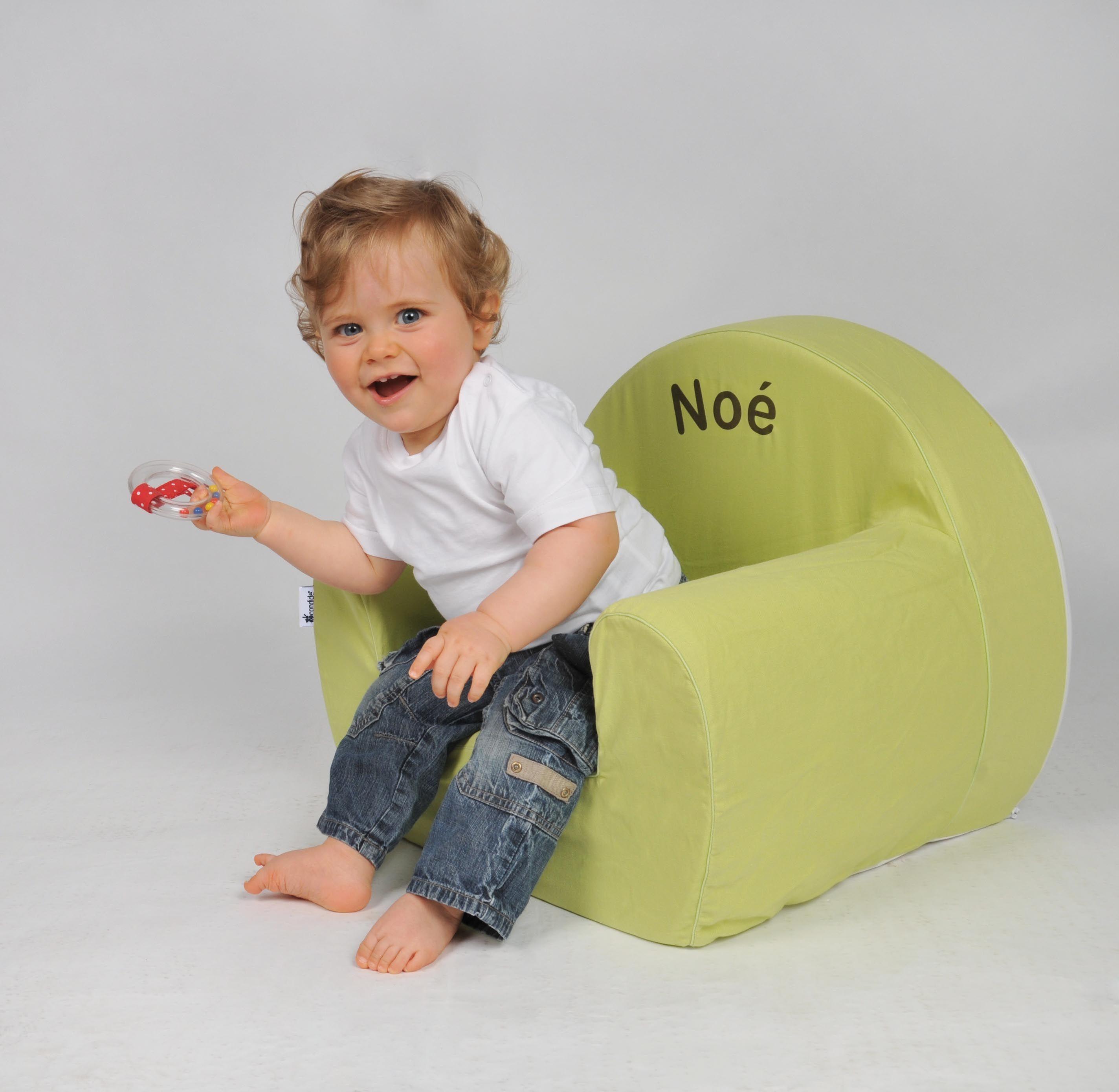 Fauteuil bébé personnalisé  CANDIDE