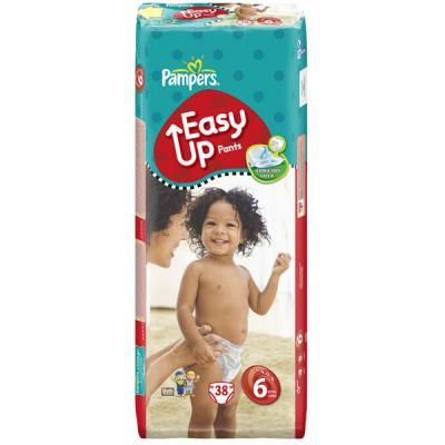 Couches Easy up extra large t6 (16kg et +) PAMPERS