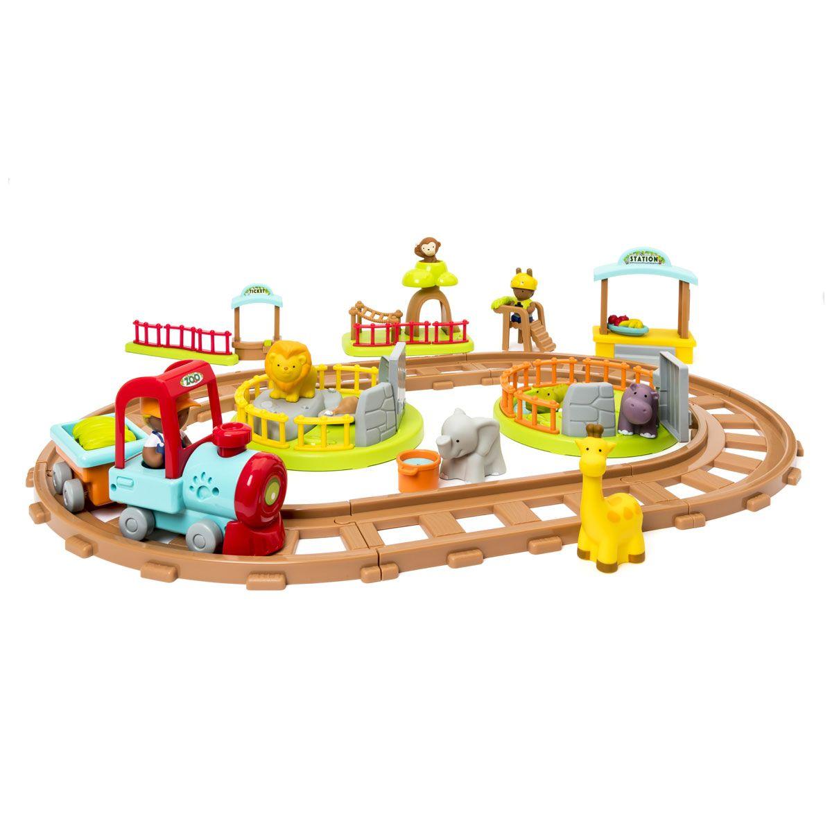 Circuit de train Safari