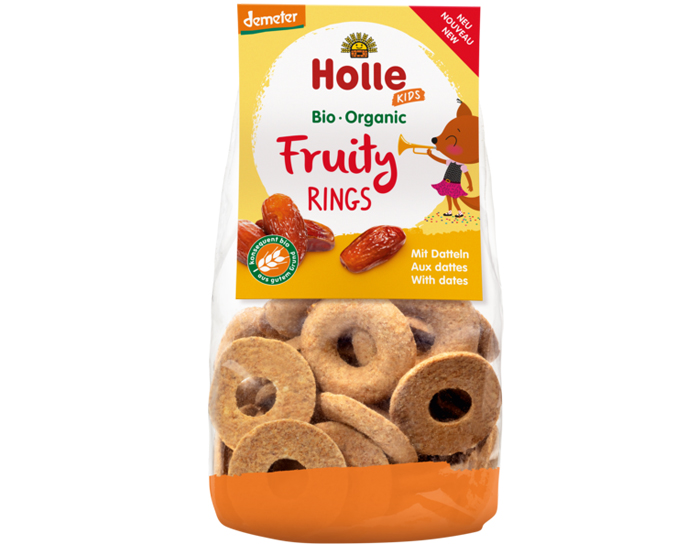 Bio Fruity Rings aux dattes