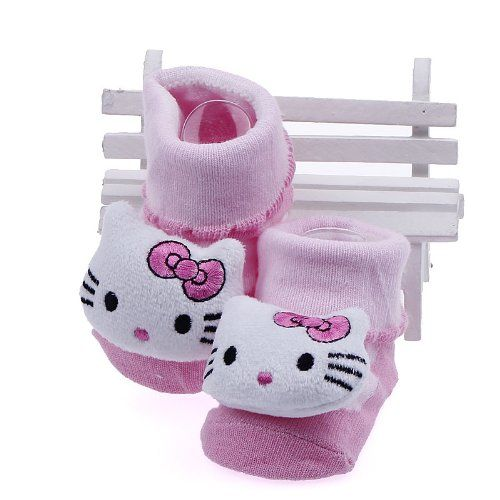 Chaussons bébé Hello Kitty