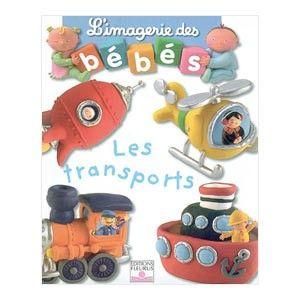 L'imagerie des bébés - les transports