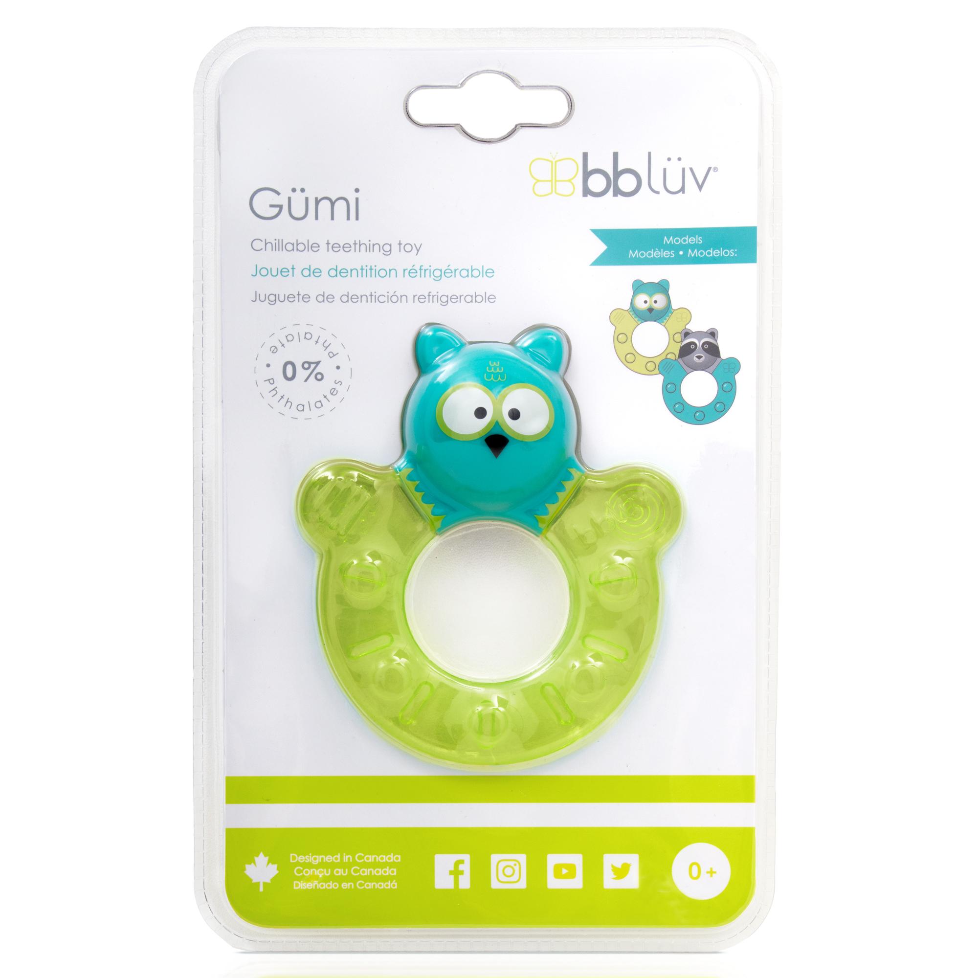 Gümi - Jouet de dentition réfrigérable