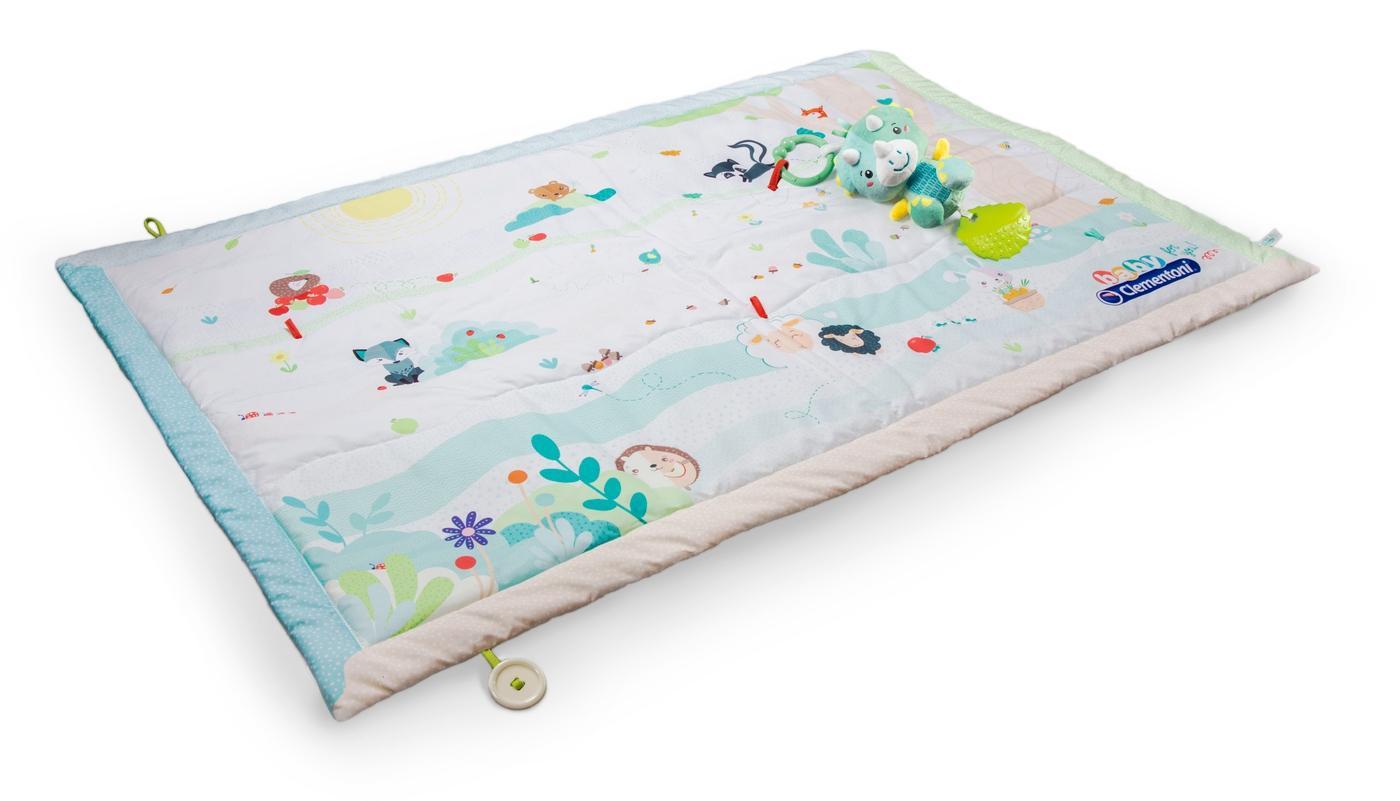 Baby friends soft playmat