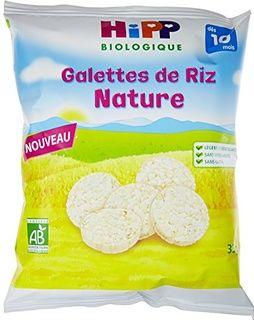 Galettes de riz nature