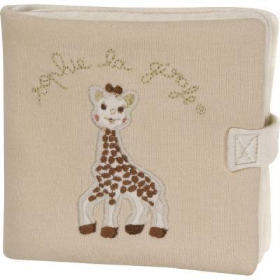 Livre d'éveil so pure Sophie la girafe VULLI
