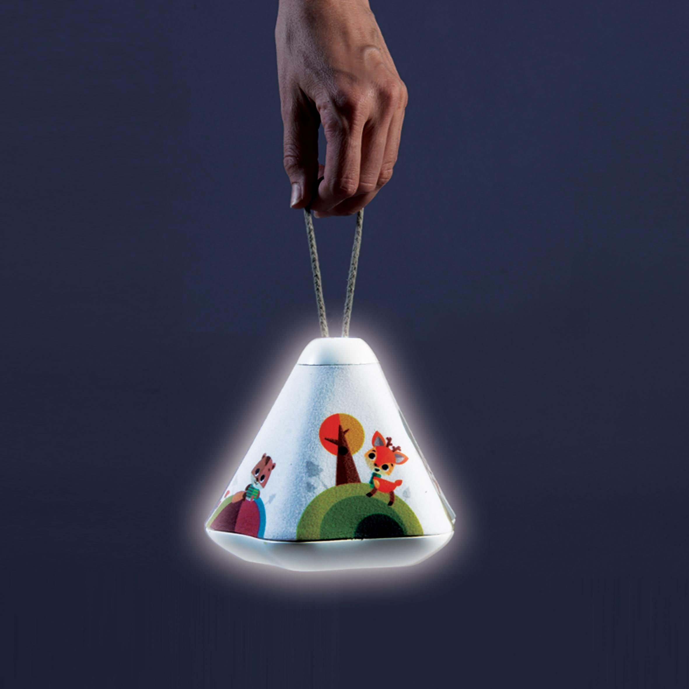 Veilleuse musicale et projecteur Tiny Dreamer