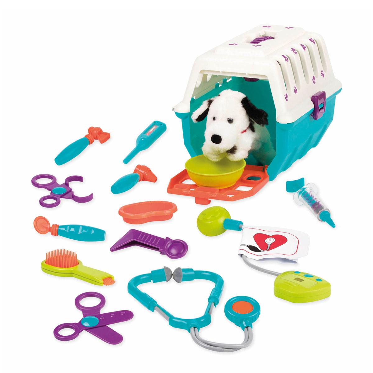 Kit de vétérinaire dalmatien