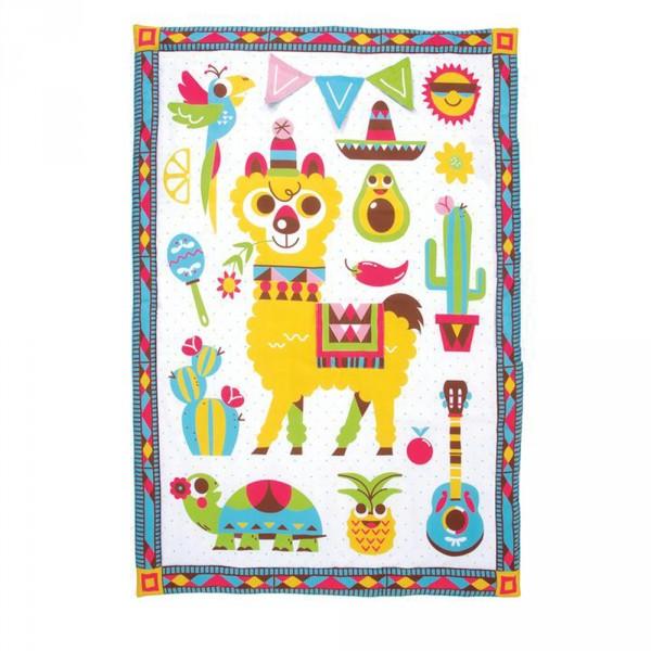 Tapis d'éveil Fiesta Playmat to bag