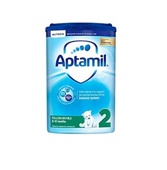 Lait de suite Aptamil 2