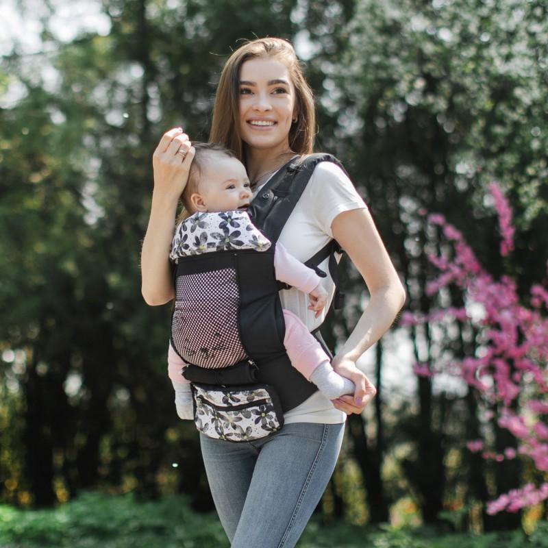 Porte-bébé physiologique AIR X