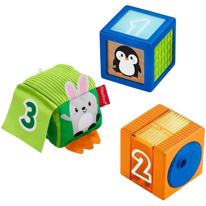 Cubes d'Éveil Surprises