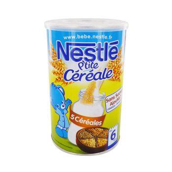 P'tite céréale 5 Céréales NESTLÉ