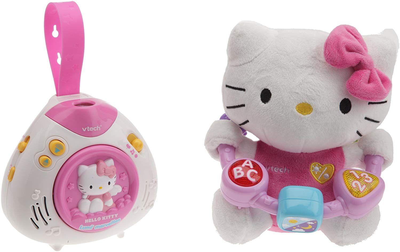 Coffret naissance Hello Kitty - Lumi Merveilles + mon amie des découvertes VTECH